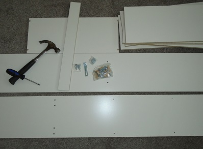 Flat Pack - © MJS Services